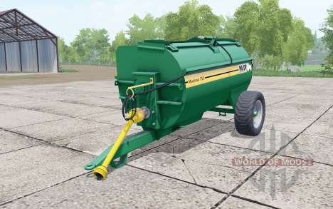 Major Muckout 750 for Farming Simulator 2017