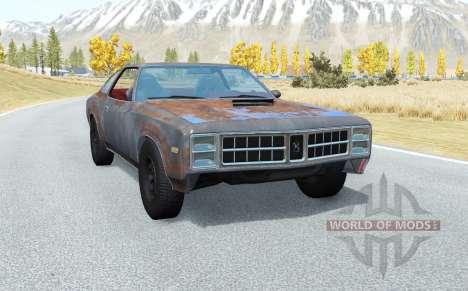 Bruckell Moonhawk General v3.0 for BeamNG Drive
