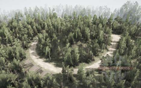 Circle TIA for Spintires MudRunner
