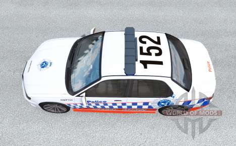 Hirochi Sunburst Australian Police v0.2.1 for BeamNG Drive