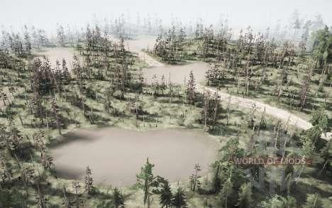 Forest change for Spintires MudRunner