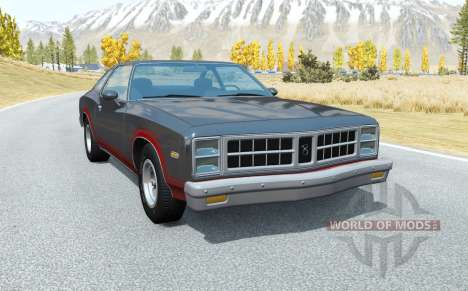 Bruckell Moonhawk more engines v1.3 for BeamNG Drive