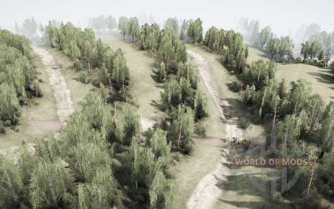 Rocky Waters for Spintires MudRunner
