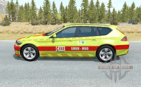 ETK 800-Series Belgian EMS for BeamNG Drive