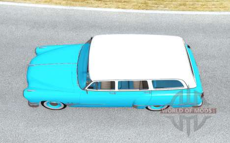 Burnside Special wagon v1.0.13 for BeamNG Drive