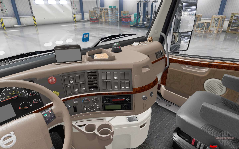 DLC Cabin Accessories for American Truck Simulator