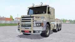 Scania T112ⱧW 8x8 for Farming Simulator 2017