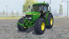 John Deere 6810 animated element for Farming Simulator 2013