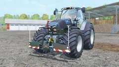 Deutz-Fahr Agrotron 7250 TTV Warrior twin wheels for Farming Simulator 2015