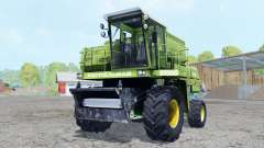 Don-1500 with the Reaper for Farming Simulator 2015