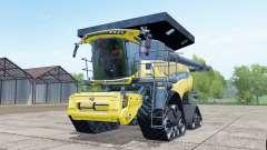New Holland CR10.90 crawler modules for Farming Simulator 2017