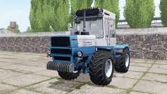 T-200K engine selection for Farming Simulator 2017