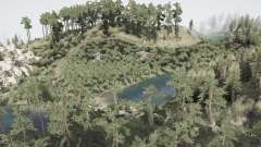Green nature for MudRunner