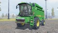 John Deere 2058 v2.0 for Farming Simulator 2013