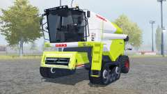 Claas Tucano 480 TerraTrac for Farming Simulator 2013