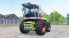 Claas Jaguaᶉ 890 for Farming Simulator 2017
