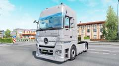 Mercedes-Benz Actros 1860 Study Space Max (MP2) for Euro Truck Simulator 2