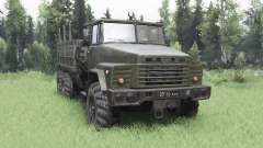 KrAZ 260 v3.0 for Spin Tires