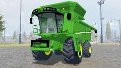 John Deere S680 for Farming Simulator 2013