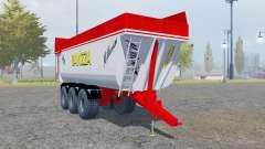 Ravizza Millenium 200 for Farming Simulator 2013