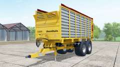 Veenhuis W400 yellow for Farming Simulator 2017