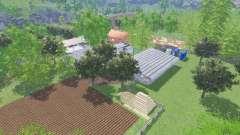 Sunrise Farm for Farming Simulator 2015