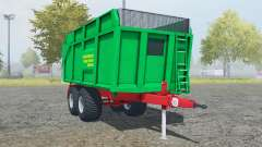 Strautmann Mega-Trans SMK 14-40 multifruit for Farming Simulator 2013