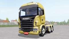 Scania R480 Highline for Farming Simulator 2017