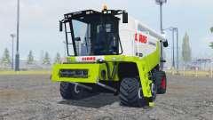 Claas Lexion 600 TerraTraꞔ for Farming Simulator 2013