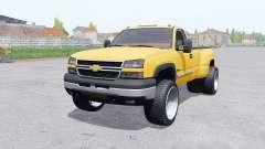 Chevrolet Silverado 3500