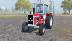 Massey Ferguson 690 front loader for Farming Simulator 2013