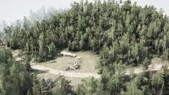 Forest Removal for MudRunner