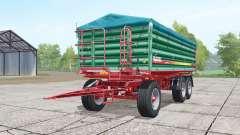 Metaltecɧ DB 21 for Farming Simulator 2017