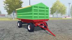 Strautmann SZK 1402 for Farming Simulator 2013
