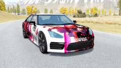 Hirochi SBR4 Ruby Rose v1.4 for BeamNG Drive