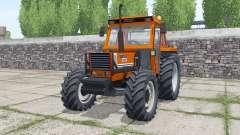 Fiat 1180 DT loader mounting for Farming Simulator 2017