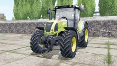 Claas Arion 630 for Farming Simulator 2017
