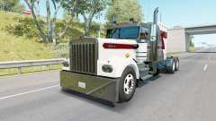 Kenworth Ⱳ900A 1974 for American Truck Simulator