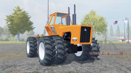 Allis-Chalmers 8550 double wheels for Farming Simulator 2013