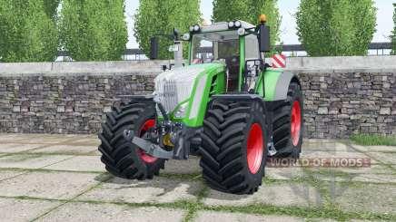 Fendt 824 Vario wheels selection for Farming Simulator 2017