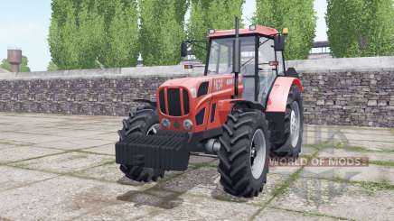 Ursus 1634 with weights for Farming Simulator 2017