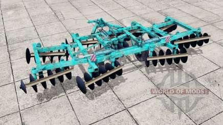 The BJP-6.3 for Farming Simulator 2017