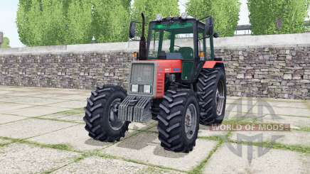 TS 820 Belarus for Farming Simulator 2017