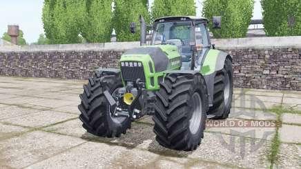 Deutz-Fahr Agrotron L730 for Farming Simulator 2017