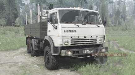 Kama 4310 for MudRunner