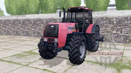 Belarus 2522 animated elements for Farming Simulator 2017
