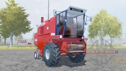 Bizon Z056 for Farming Simulator 2013
