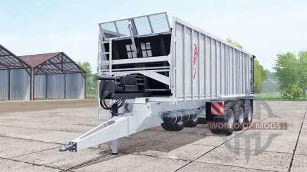 Fliegl ASW 391 Gigant for Farming Simulator 2017