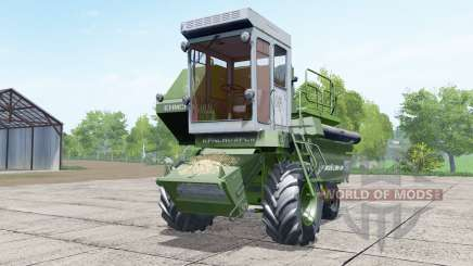 Yenisei 1200-1M for Farming Simulator 2017