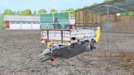 Warfama N-227 for Farming Simulator 2015